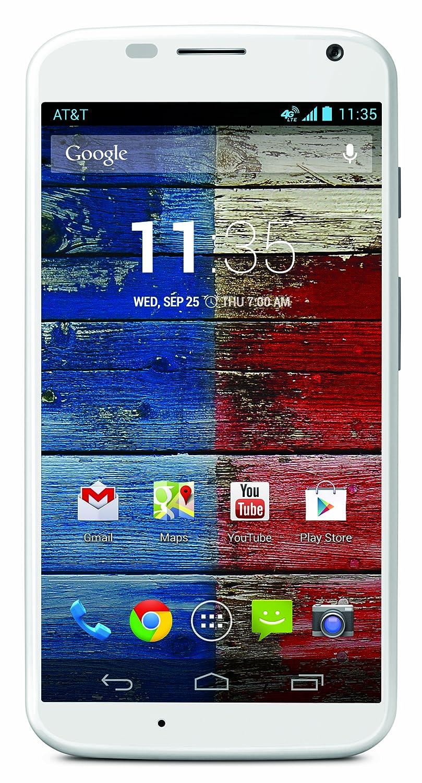 Amazon.com: Motorola Moto X – 1st generation, 16 GB at & T ...