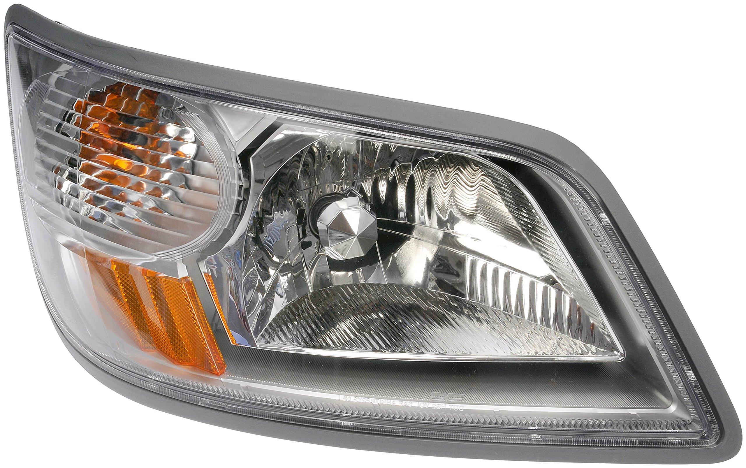 Dorman 888-5759 Passenger Side Headlight Assembly For Select Hino Models