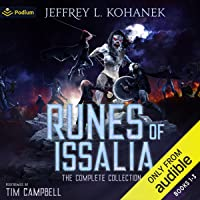 Runes of Issalia: The Complete Collection: Books 1-3