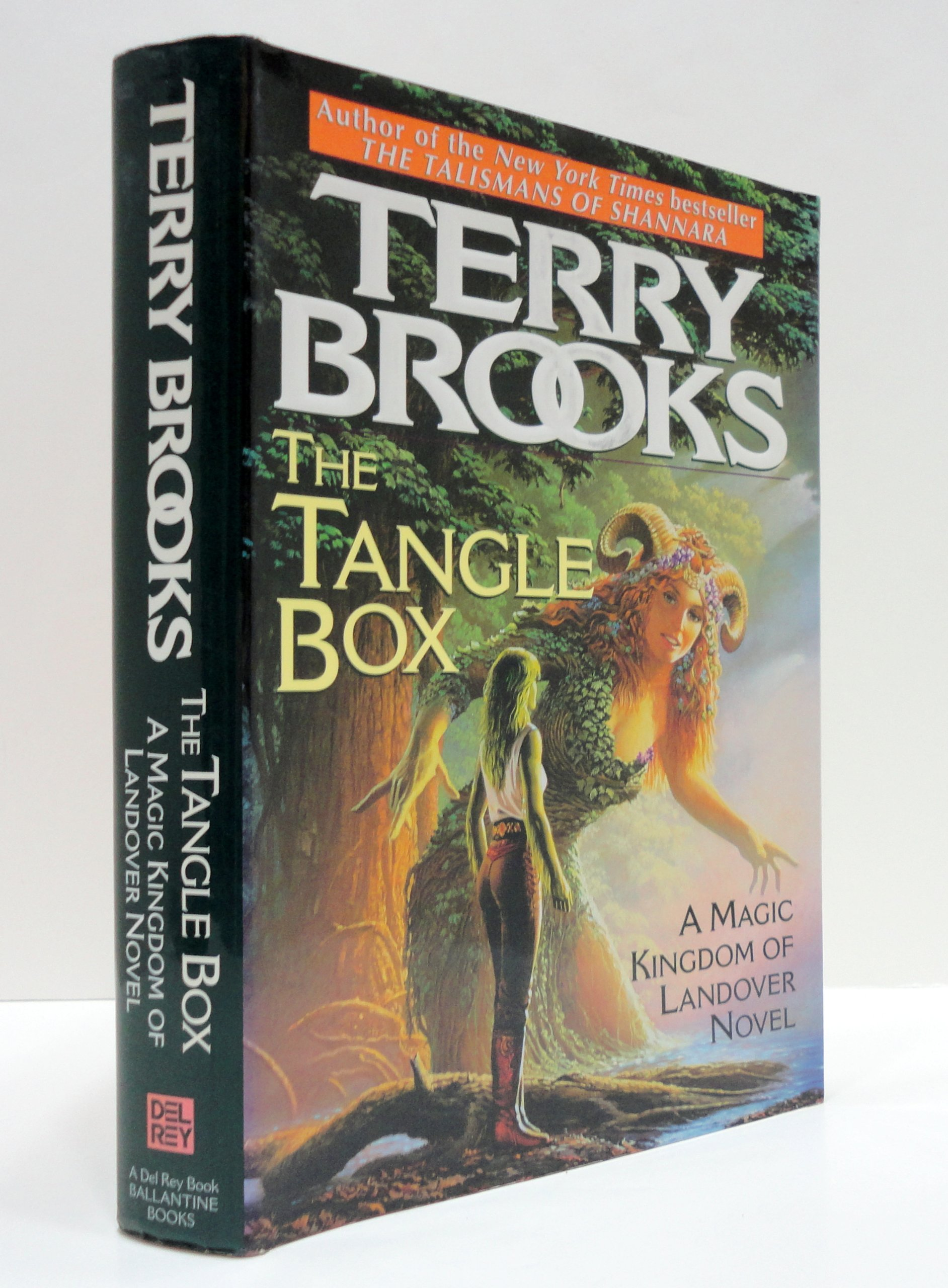 The Tangle Box: A Magic Kingdom of Landover Novel (The Magic Kingdom of Landover), Brooks, Terry