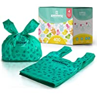 400 Pack Kinderific Disposable Diaper Bags