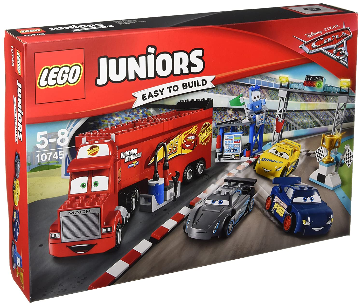 LEGO Juniors Carrera final Florida