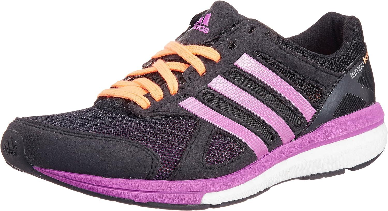 adidas Climacool Fresh 2, Zapatillas de Gimnasia para Mujer, Core Black/Flash Pink s15/flash Pink s15, 40 EU: Amazon.es: Zapatos y complementos
