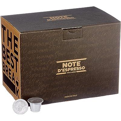 Note D'Espresso Instant soluble product Barley capsules 2.7g x 100 capsules Exclusivamente Compatible con cafeteras Nespresso*