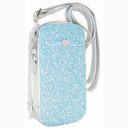 Amazon.com: Bolsa para teléfono lateral – pequeño bolso para ...