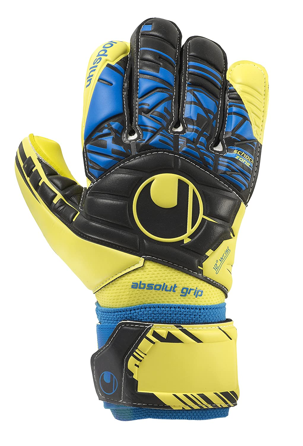 Uhlsport Herren Speed Up Absolutgrip Hn Torwarthandschuhe