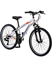 Schwinn High Timber Mountain Bikes, Multiple Sizes, Multiple Colors