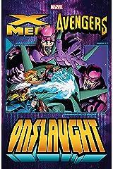 X-Men/Avengers: Onslaught Vol. 2 (English Edition) eBook Kindle