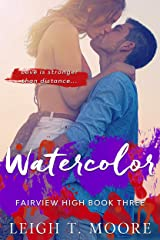Watercolor: A sweet, small-town friends to lovers romance. (Dragonfly Book 3) Kindle Edition