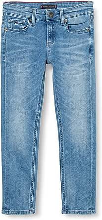 Tommy Hilfiger Scanton Slim Brinbst Jeans para Niños