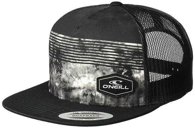 ONeill Hombres SP8196014 Gorra de béisbol - Negro - Talla única ...