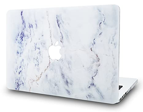 KECC MacBook Pro 13 Pulgadas (2019/2018/2017/2016, Touch Bar) Funda Dura Case Cover MacBook Pro 13.3 Ultra Delgado Plástico {A1989/A1706/A1708} ...