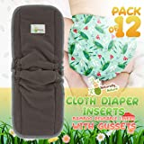 Naturally Natures Cloth Diaper Inserts 5 Layer