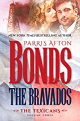 The Bravados (The Texicans Book 3) Kindle Edition