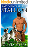 Saddling Her Stallion: Paranormal Horse Shapeshifter Romance (Mail Order Bride Western Romance) (English Edition)