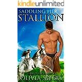 Saddling Her Stallion: Paranormal Horse Shapeshifter Romance (Mail Order Bride Western Romance)