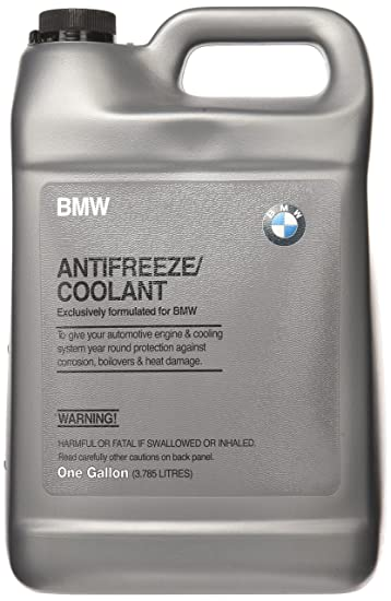 Amazoncom BMW 82141467704 Grey Antifreeze Coolant  1 Gallon