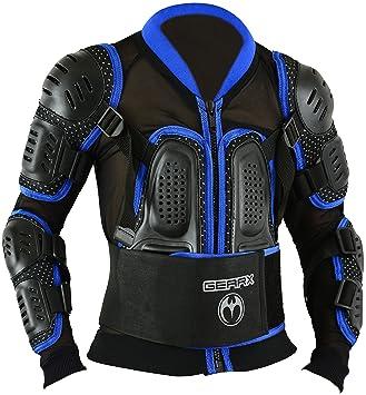 Protector Motocicleta Protección Armadura Moto Niños Juvenil Armour EXwqnPS