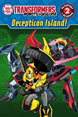Transformers Robots in Disguise: Decepticon Island! (Passport to Reading Level 2) Kindle Edition