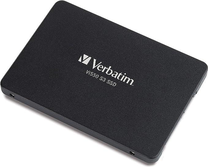 Verbatim Vi550 S3 Ssd 128 Gb 2 5 Interne Solid Computer Zubehör