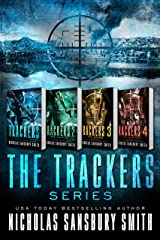 Trackers: The Complete Four Book Series (A Post-Apocalyptic Survival Thriller) Kindle Edition