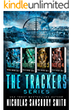 Trackers: The Complete Four Book Series (A Post-Apocalyptic Survival Thriller) (English Edition)