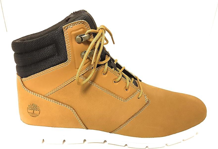 91a3f677 Amazon.com | Timberland Men's Graydon Sneaker Boot Wheat (13, Wheat ...