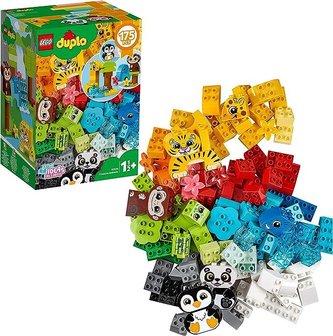 LEGO 10934 Animales creativos (r) Duplo (r) Clásico: Amazon.es ...