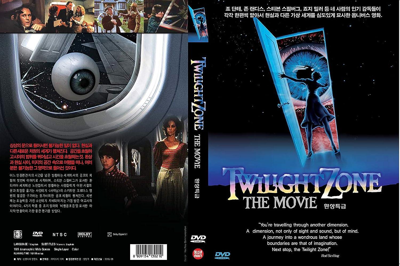Twilight Zone: The Movie,1983 (Region All): Amazon.co.uk: Albert ...