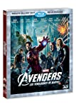 Los Vengadores 3D / The Avengers in 3D [Blu-ray]