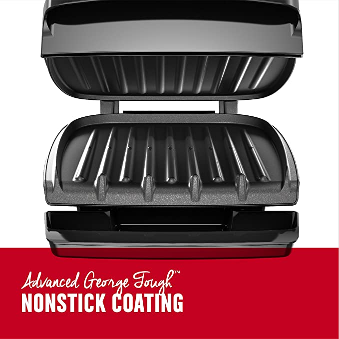 Amazon.com: George Foreman GR340FB Classic - Parrilla ...