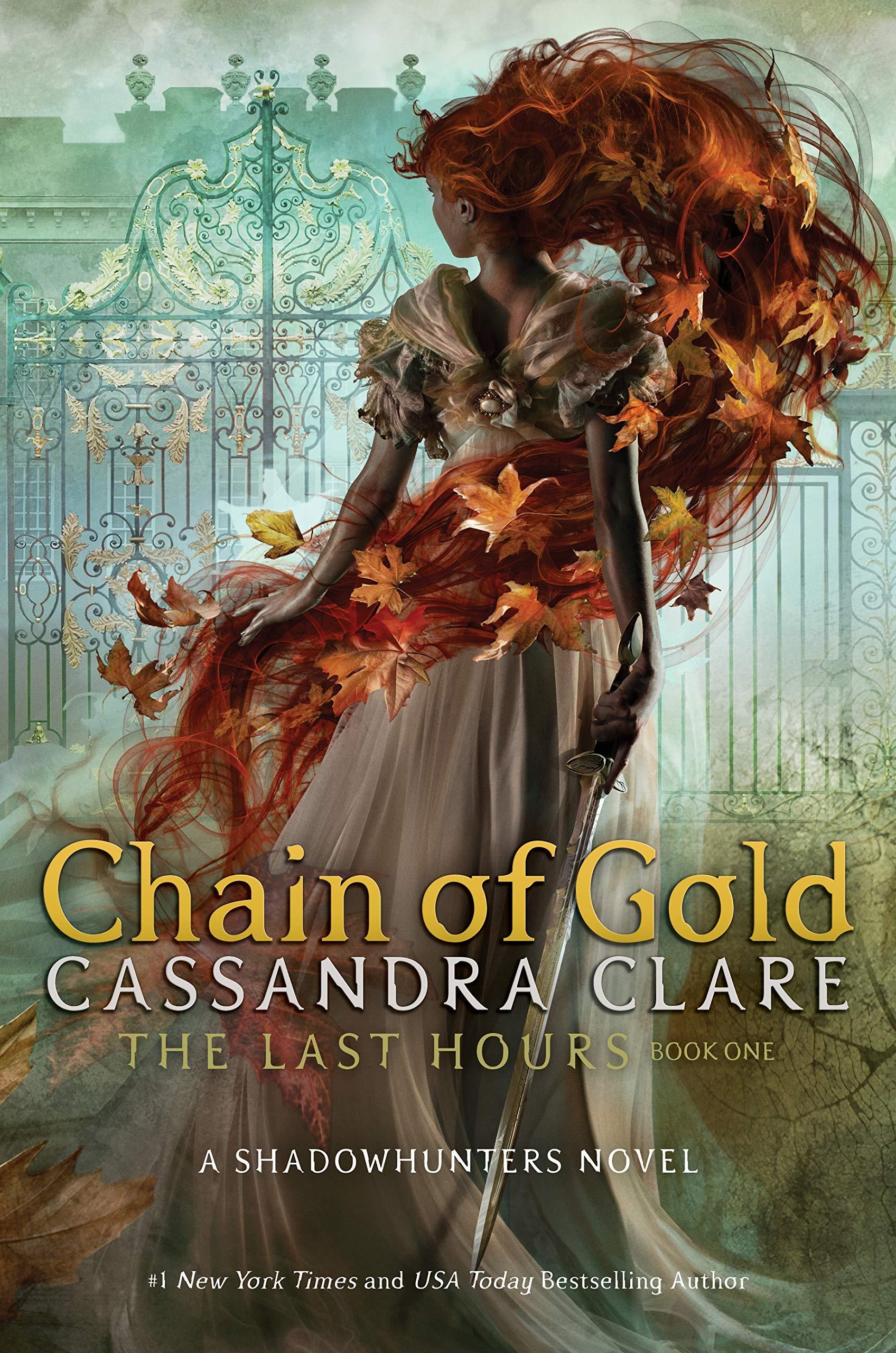 The Last Hours: Chain of Gold: Amazon.es: Cassandra Clare: Libros en  idiomas extranjeros