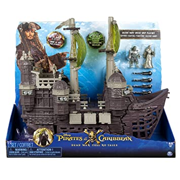 6035334 Silent Fantôme Pirate Coffret Mary Des Caraïbes Bateau D9YWH2EI