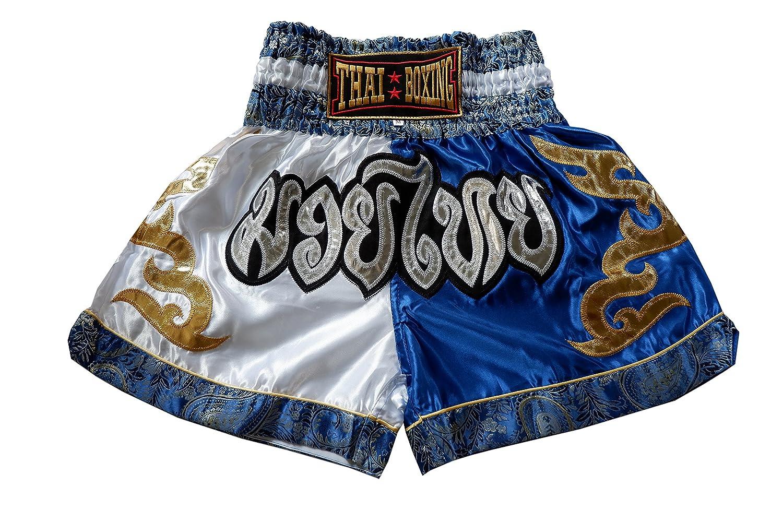 Pantalon corto nakarad muay thai