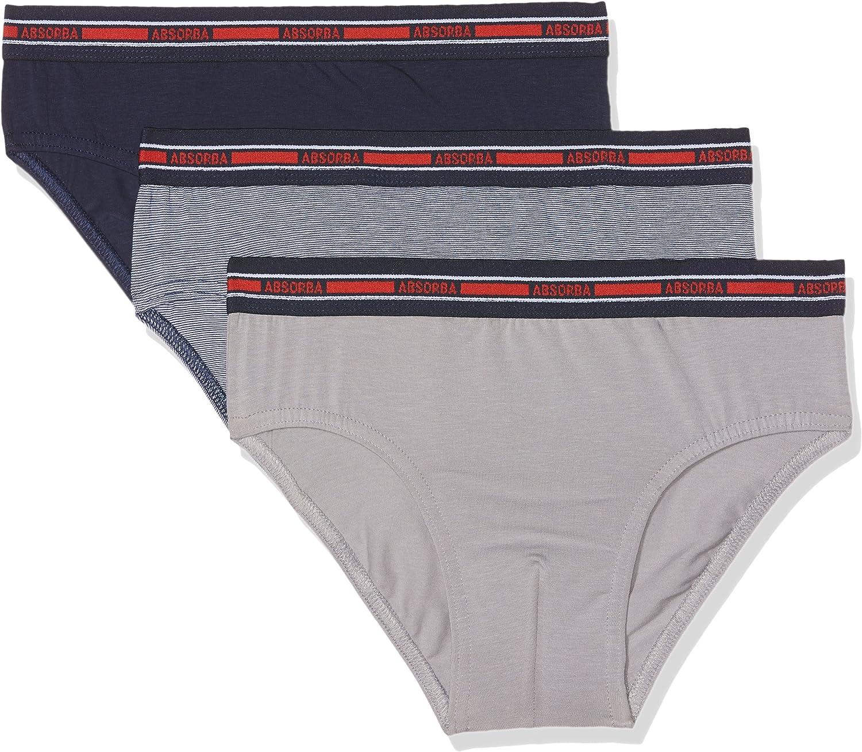 Absorba Underwear Mutande Pacco da 3 Bambina