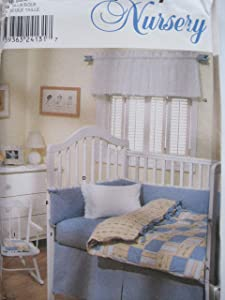 Simplicity Nursery Sewing Pattern 9315