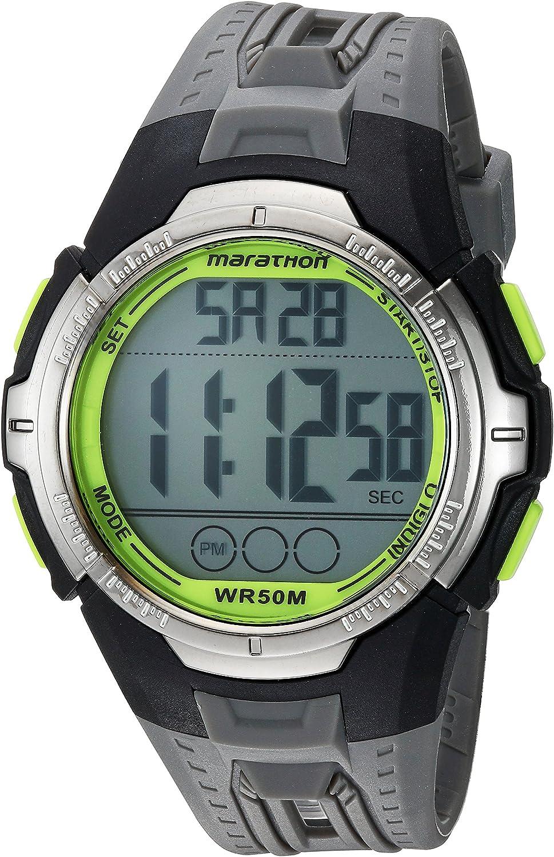 Marathon by Timex Reloj de tamaño completo