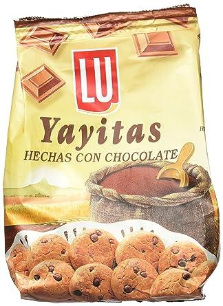 Lu - Yayitas - Galletas con chocolate - 250 g - [confezione da 7]