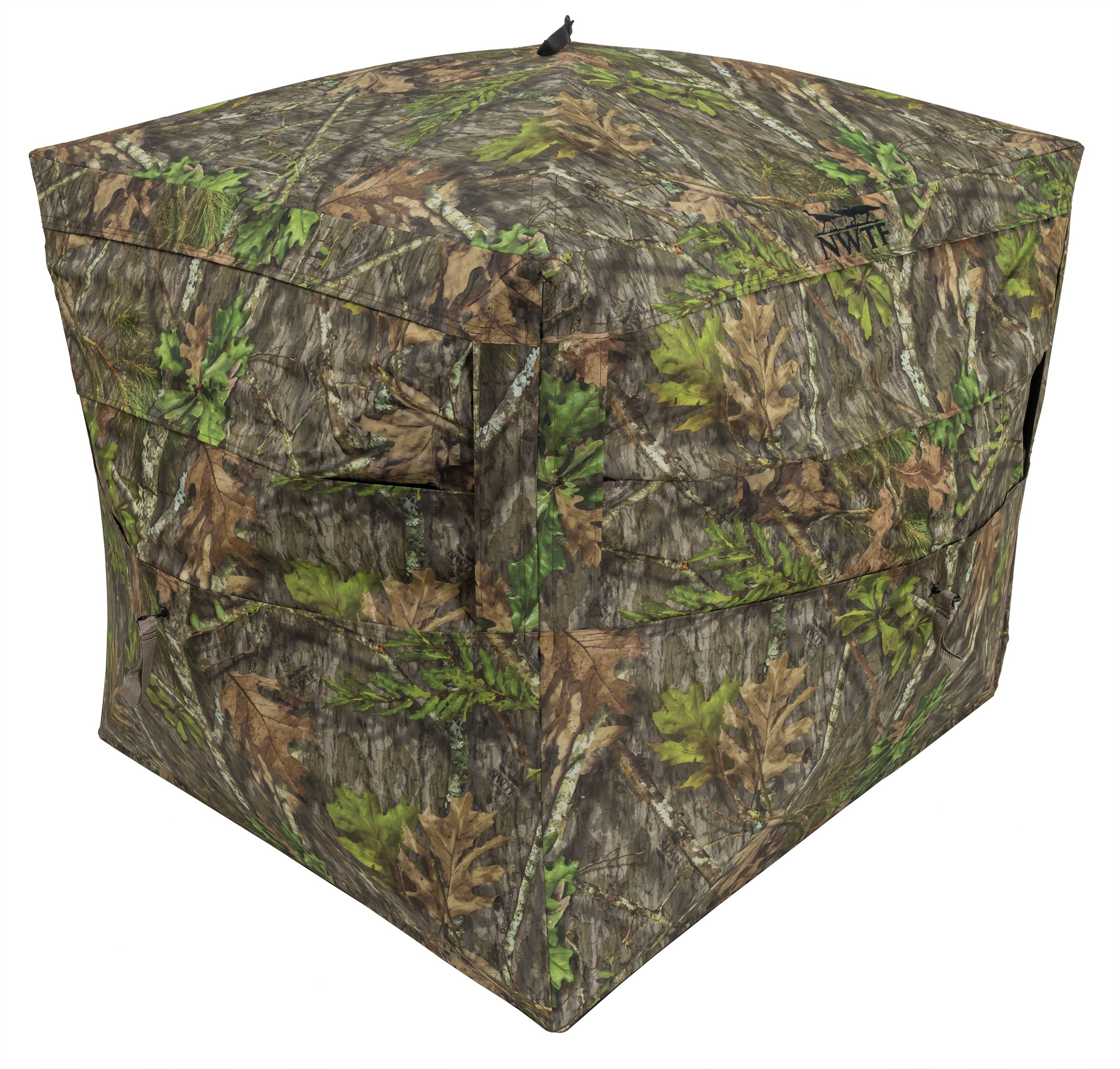 ALPS OutdoorZ NWTF Deception Hunting Blind, Mossy Oak Obsession by ALPS OutdoorZ (Image #1)