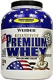 Weider, Premium Whey Protein, Banane, 1er Pack (1 x 2,3 kg)