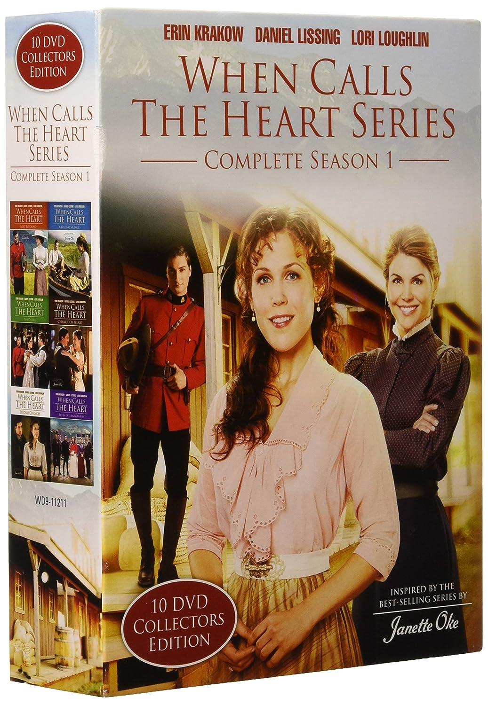Www.Ebay.Com  When Calls The Heart 2020 Christmas Dvd S Amazon.com: When Calls the Heart Complete Season 1: Michael Landon