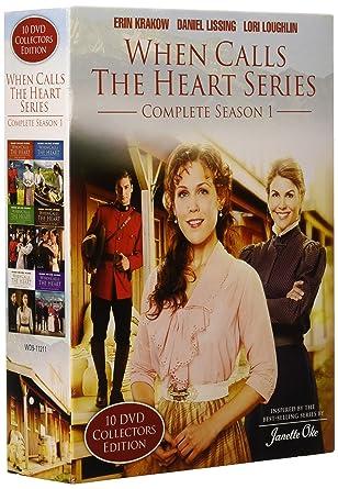 when calls the heart season 1 dvd