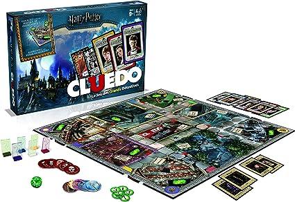 Winning Moves – 0984 – Cluedo Harry Potter – Version Francesa: Amazon.es: Juguetes y juegos