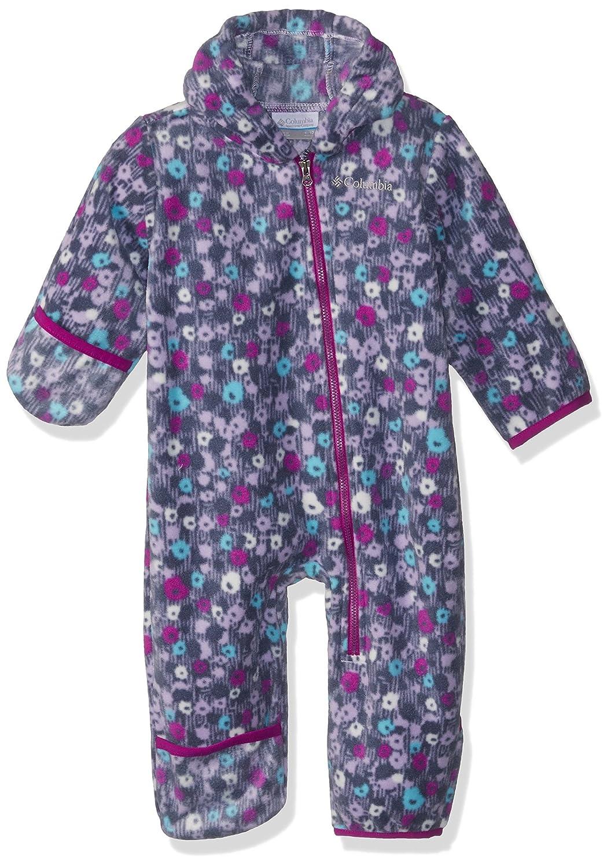 Soft Fleece Sleeper Columbia Boys Snowtop Ii Baby Bunting
