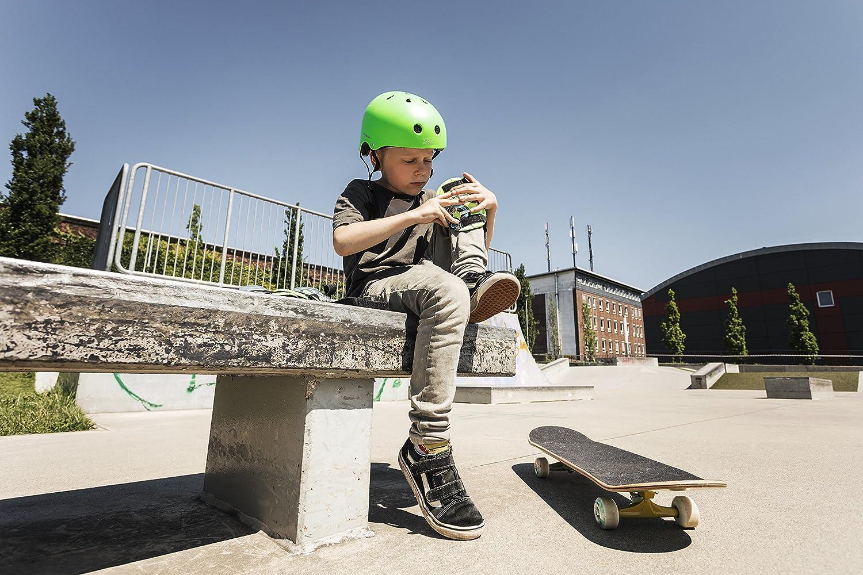 tama/ño 56//–/60 Hudora 84109/Skater Casco