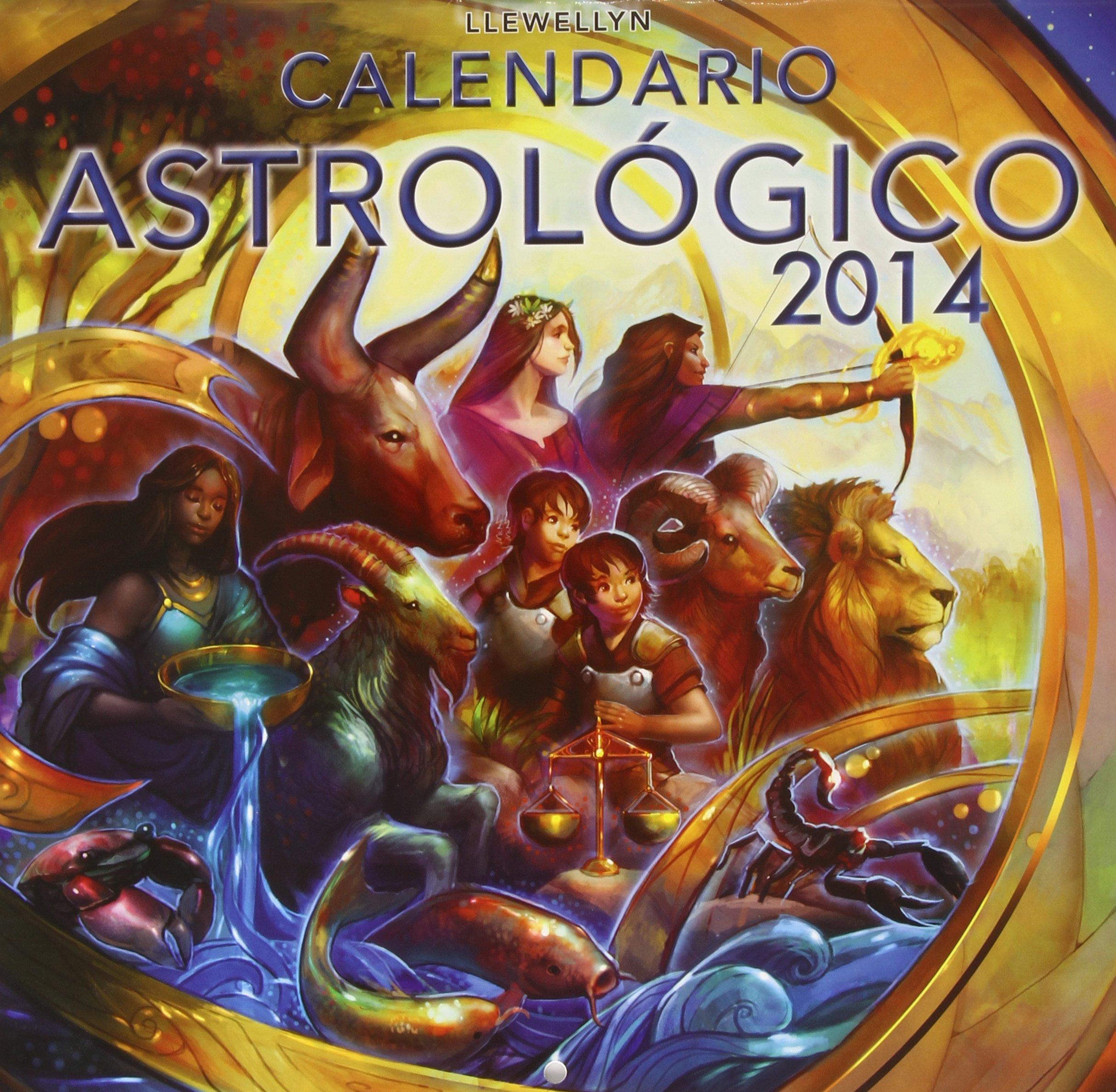Calendario astrologico 2014 (Spanish Edition) by Obelisco