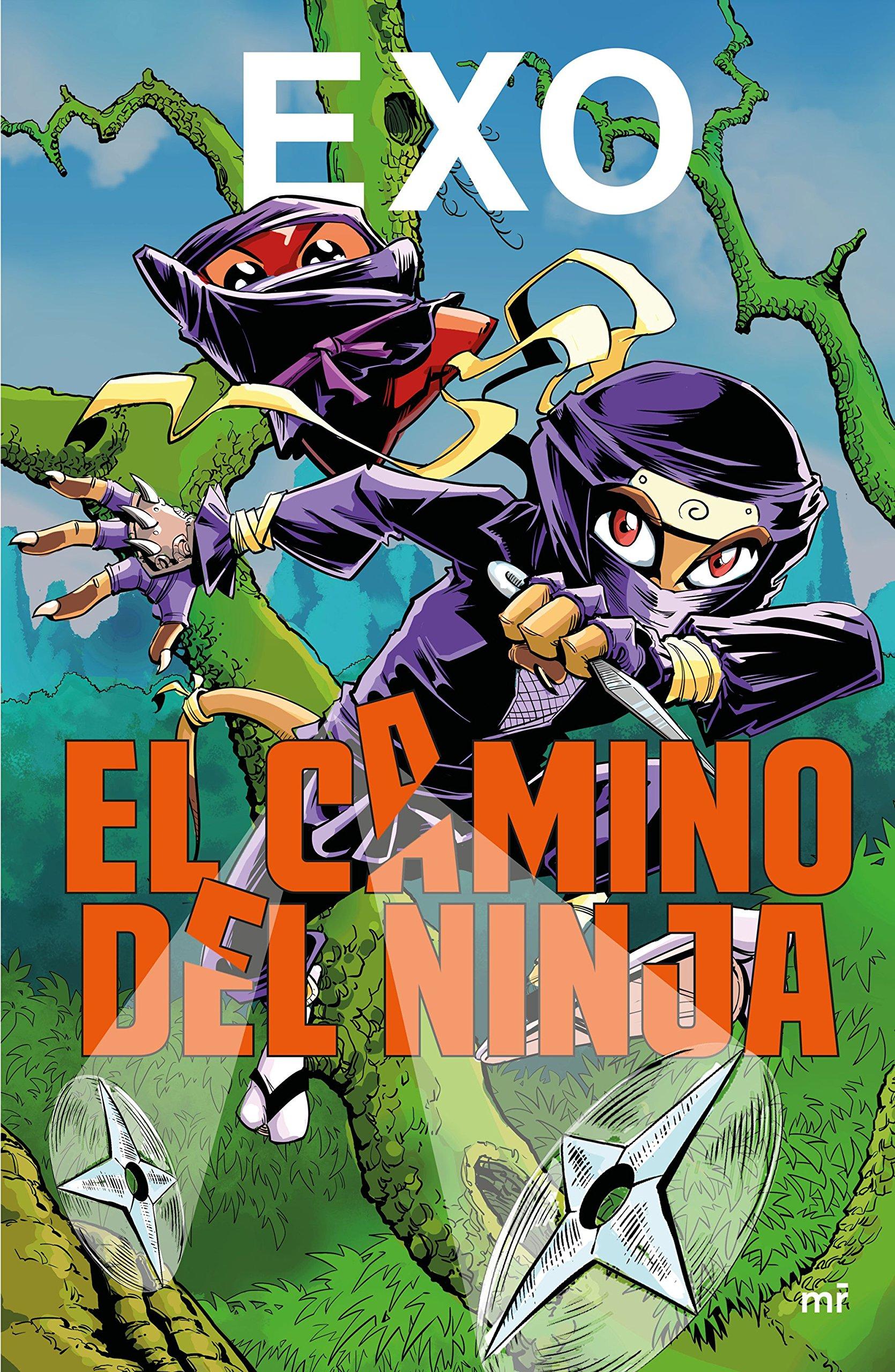 El camino del ninja: Exo: 9788427043381: Amazon.com: Books