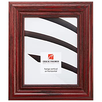 Craig Frames 15177483251 18 By 24 Inch Picture Frame Solid Wood 225 Inch Wide Cherry
