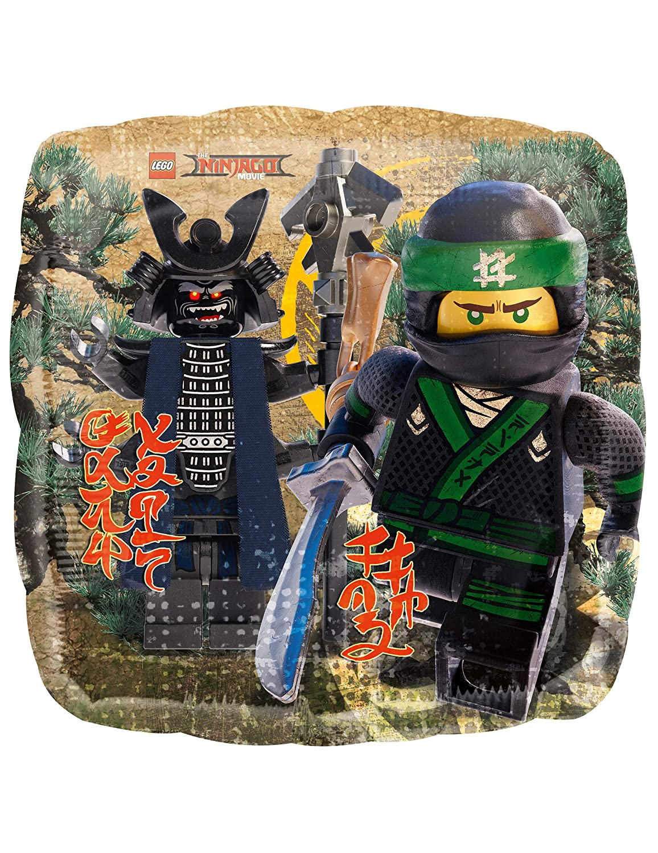 Amscan International 3613901 Lego Ninjago - Globo de ...
