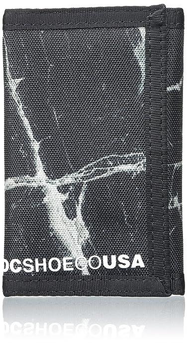 DC Shoes - Cartera para hombre Hombre, Negro (Negro (Wht1)), talla única: Amazon.es: Zapatos y complementos